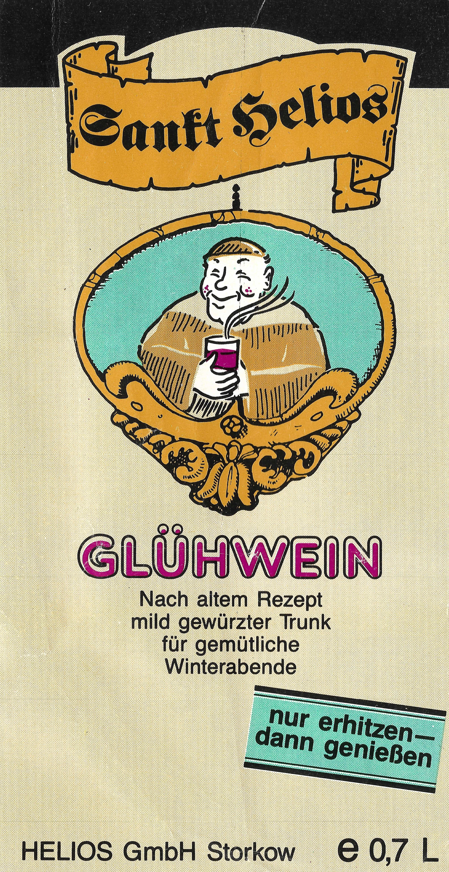 """Glühwein-Etikett"""""""