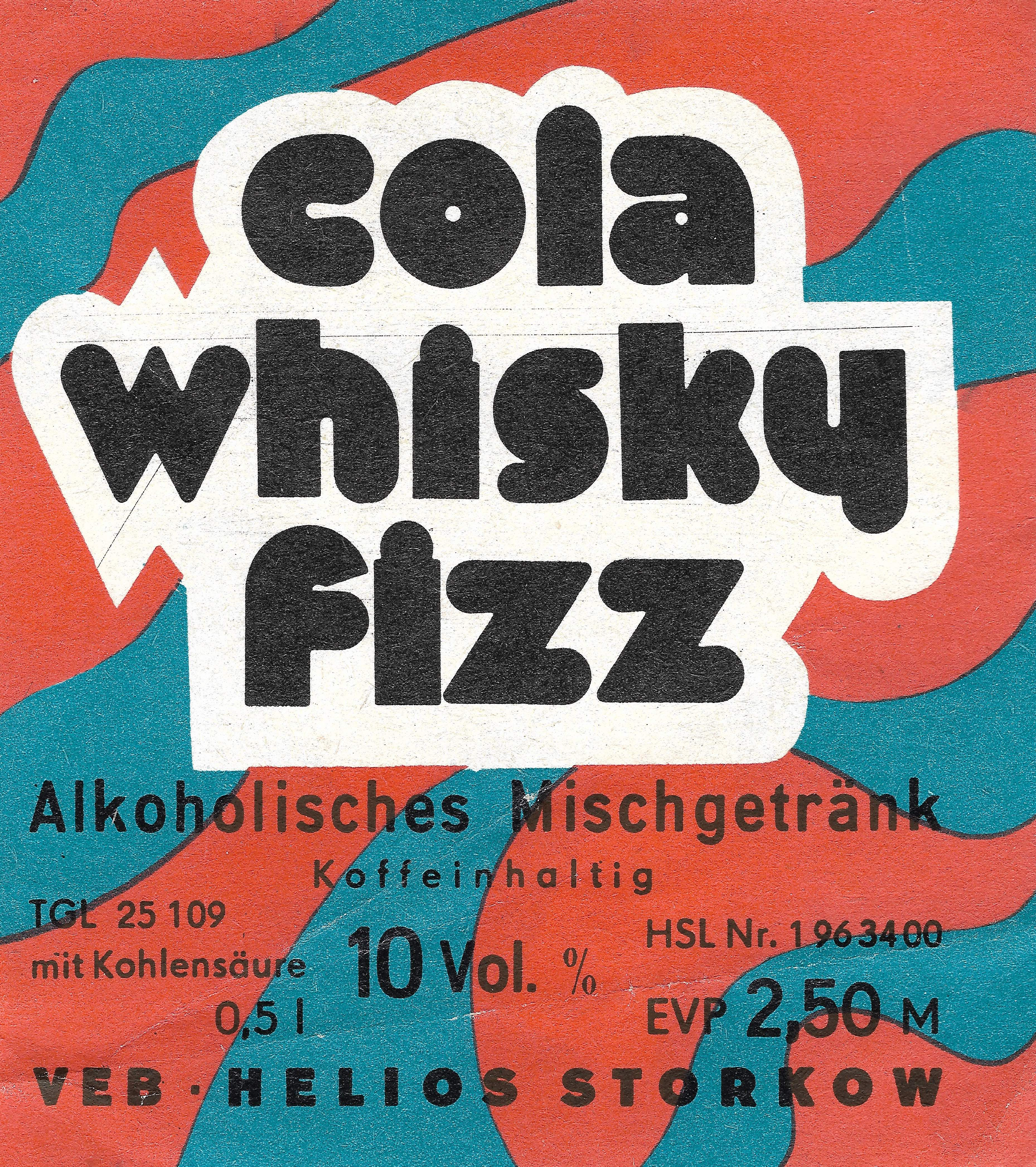 Cola-Whiskey-Fizz-Etikett""